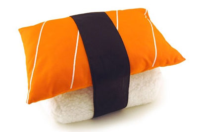 coussin sushi