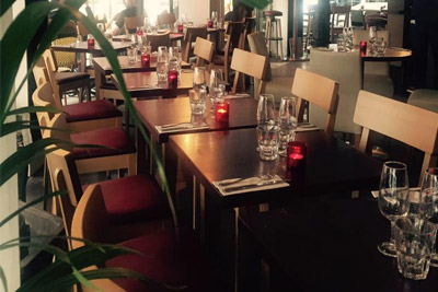 restaurant cafe les ecrivains paris