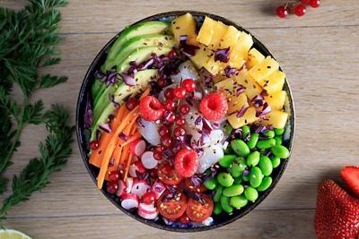 Restaurant hawa en sp cialiste des pok bowl for Restaurant 24h paris