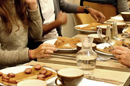 Restaurant A Volonte De Crepes Bretonnes Et Boissons Soft Alcool Compris