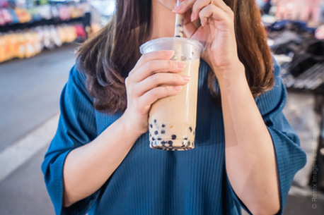 bubble tea personnalise