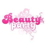 logo beauty party