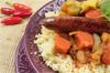 couscous merguez