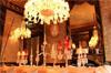 restaurant insolite cristal room