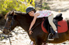 balade en poney gratuite au carresenart