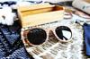 lunetttes de soleil en bois ShinyWood