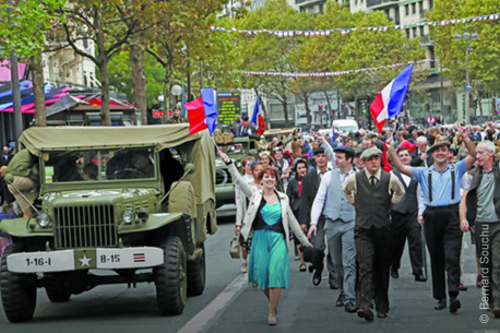 liberation de paris