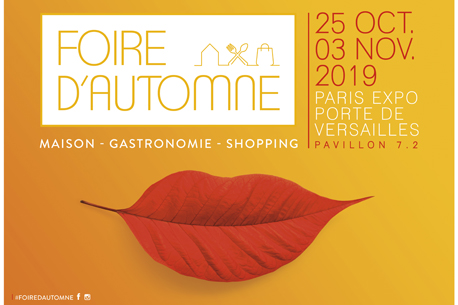 Foire Automne invitations