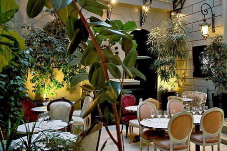 restaurant romantique a paris