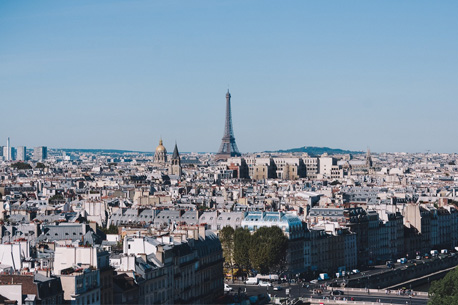 Application de visites guidées gratuites à Paris