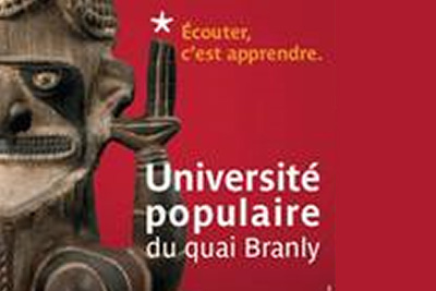bons plans gratuit universite populaire du quai branly