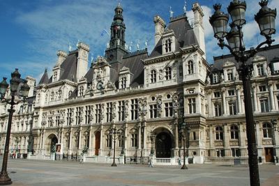 Visite guid e gratuite de l 39 h tel de ville de paris for Bon plan hotel paris