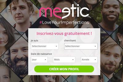 Meetic site internet