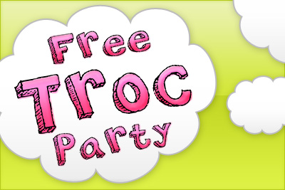 Inscription à la Free Troc Party gratuite bon plan party.fr du 18 mai