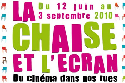 Projection gratuite en plein air du film