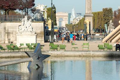 La fiac au jardin des tuileries exposition gratuite d 39 art for Fiac 2015 jardin des tuileries