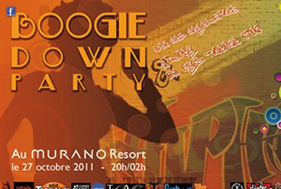 bon plan soiree fun boogie down party