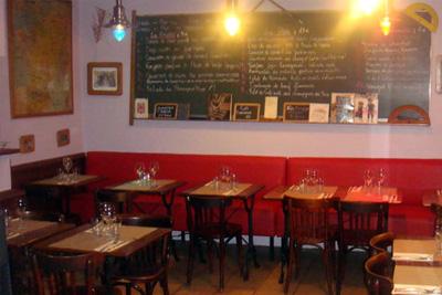 Restaurant insolite paris ambiance cole primaire - Cuisine insolite ...