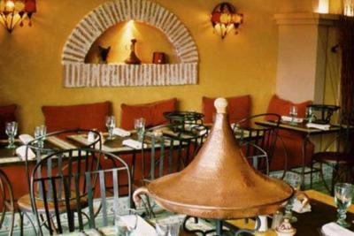 Restaurant oriental avec un d licieux couscous sucr sal for Restaurant 24h paris