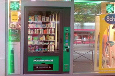 Poste ouverte 7j 7 en plein centre de paris
