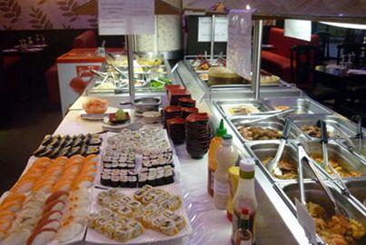 buffet 224 volont 233 chinois et japonais avec une coupe de chagne offerte 224 18 80