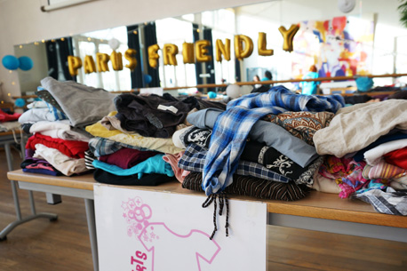free troc party paris gratuit shopping