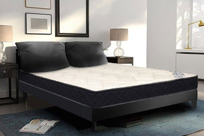 matelas ergosens m moire de forme partir de 199 90 au lieu de 749. Black Bedroom Furniture Sets. Home Design Ideas