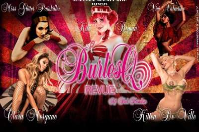 bon plan spectacle burlesque