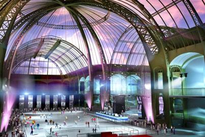 Grand Palais Des Glaces 2019 Patinoire Insolite Sous La Nef Du Grand Palais