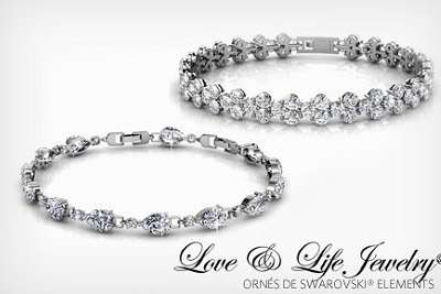 2 bracelets Love and Life Jewelry à 19,99 € au lieu de 70,88 €