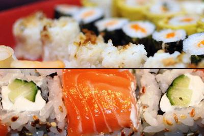 Restaurant Japonais Avec Sushi Bar