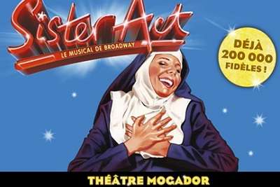 comedie musicale sister act
