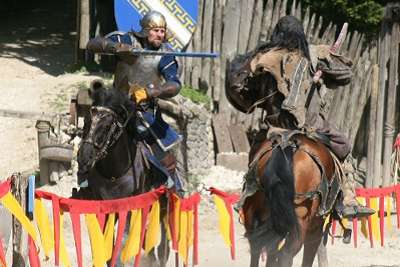 spectacle medieval provins