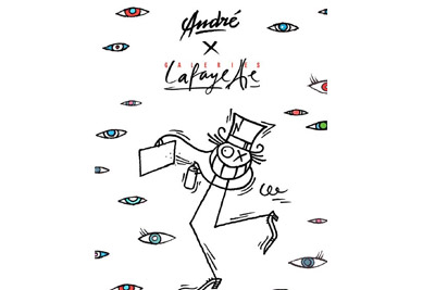 galeries lafayette andre