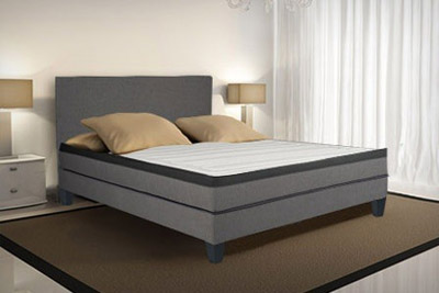 matelas ergostar m moire de forme pas cher d s 199 90 au lieu de 899. Black Bedroom Furniture Sets. Home Design Ideas