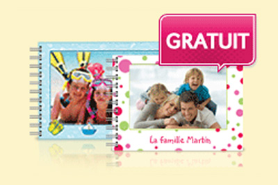 bons plans mini carnet photo gratuit vistaprint