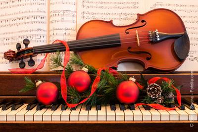 Christmas Piano Trio