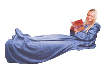 plaid couverture polaire avec manches 14 90 au lieu de. Black Bedroom Furniture Sets. Home Design Ideas