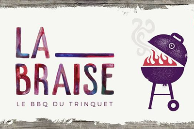 barbecue au trinquet