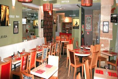 restaurant insolite manger des plats v g tariens. Black Bedroom Furniture Sets. Home Design Ideas