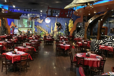 Menu au Planet Hollywood Disney Village à 13 € au lieu de 27,80 €