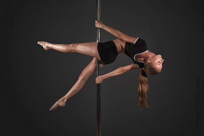 Initiation gratuite au Pole Dance