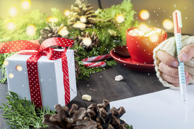 Adresse Postale Avec Reponse Gratuite Du Pere Noel