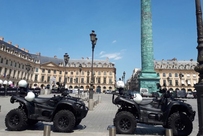 quad a paris