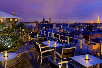 rooftop de paris