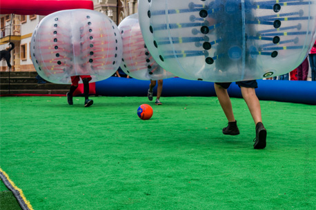bubble foot montparnasse