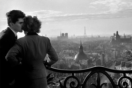 Exposition gratuite des photos de Willy Ronis